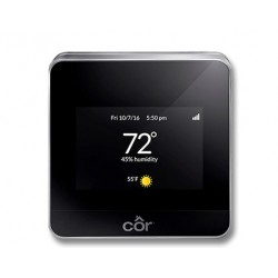 carrier tc whs01. Carrier Côr WiFi Touch Thermostat TP-WEM01 Tc Whs01