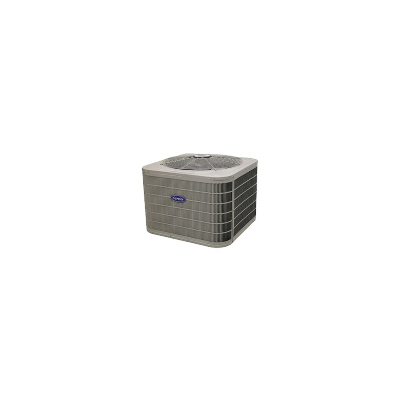 Thermopompe centrale carrier performance 25hcb6 tran for Climatiseur mural carrier