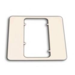 Plaque décorative arrière pour thermostat Carrier SYSTXXXDBP01