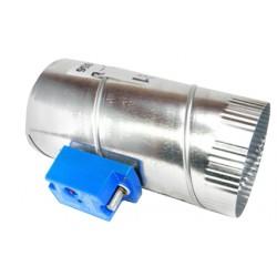 Carrier Round Damper for Zoning System DAMPRND16INC-B