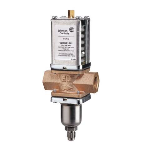 Johnsons-Controls Water Regulating Valve V246GD1-001C