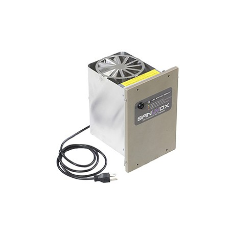 SANUVOX SR+ IN-DUCT UV AIR TREATMENT SYSTEM