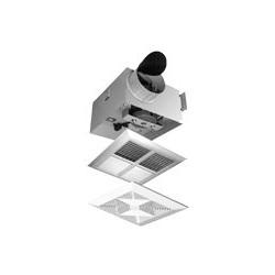 Reversomatic Ventilateur de salle de bain (2 vitesses) RS90-2