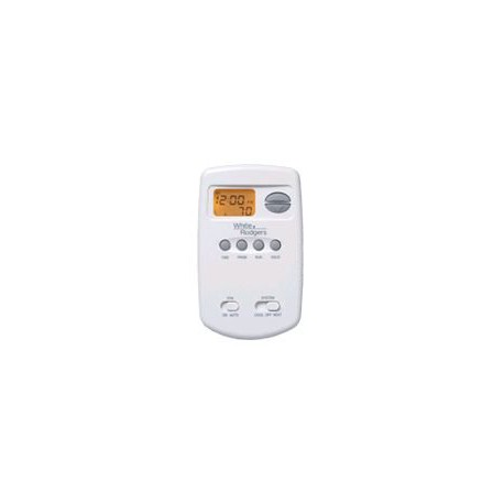 White-Rodgers Non-Programmable Thermostat 1F78151 5 / 2 day