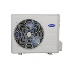 Carrier Infinity Heat Pump with basepan heater 38MPRA Carrier Duct-free systems