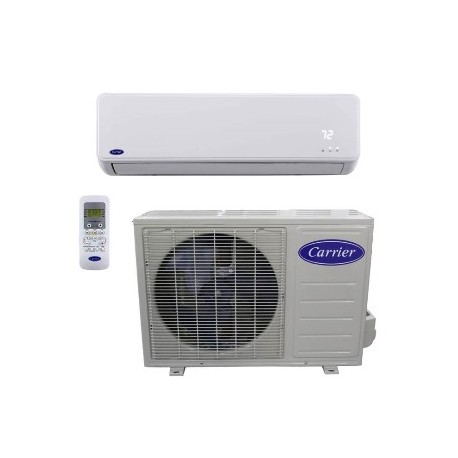 Carrier Heat Pump with Basepan Heater 38MAQ