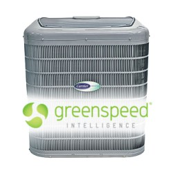 Carrier Infinity® 20 Air Conditioner with Greenspeed® Intelligence - 24VNA0