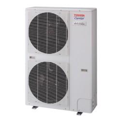 Carrier Toshiba Carrier Lt. Commercial Heat Pump - RAVAT