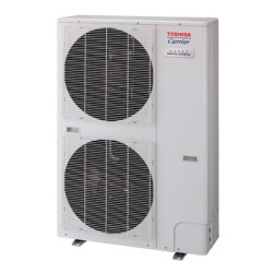 Thermopompe commerciale Carrier Toshiba Carrier Lt. - RAVAT