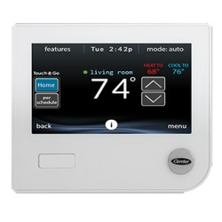 Infinity® System Control (White) Carrier Wi-Fi