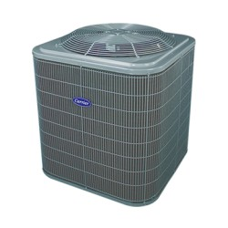 Thermopompe centrale Comfort Carrier 25HCE4