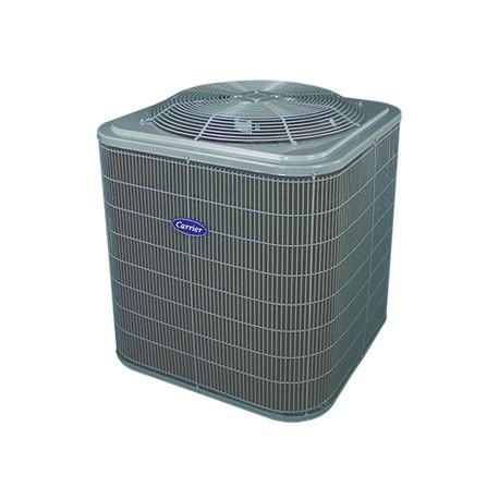 Carrier Comfort Central Heat Pump 25HCE4