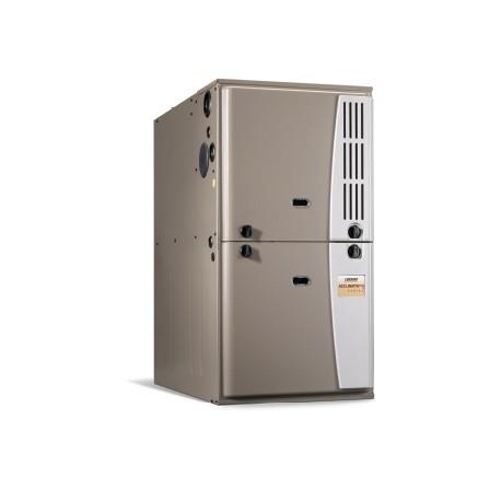 Fournaise au gaz Luxaire 60 à 120 MBH LP9C (série Acclimate)