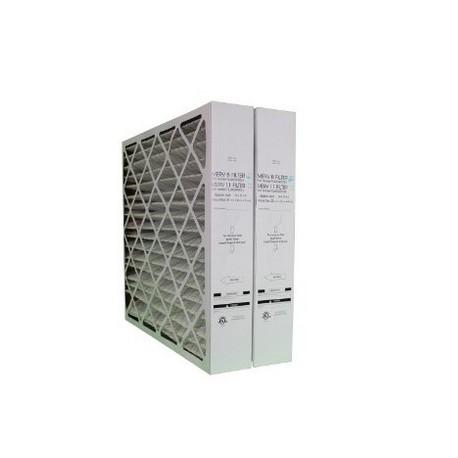 Filtre pour fournaise Carrier FILXXCAR0024