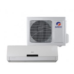 Gree wall unit heatpump u crown series 18000 btu seer 2 for Climatiseur mural carrier 12000 btu
