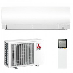 Toshiba-Carrier Ductless Highwall Heat Pump System
