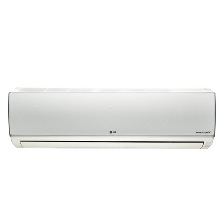 LG Ductless Highwall Heat Pump System