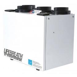 Ventilateur récupérateur de chaleur LifeBreath RNC5TPD