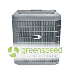 Carrier Central Heat Pump Infinity 25ANV0 - Greenspeed Intelligence Carrier Central Heat Pump