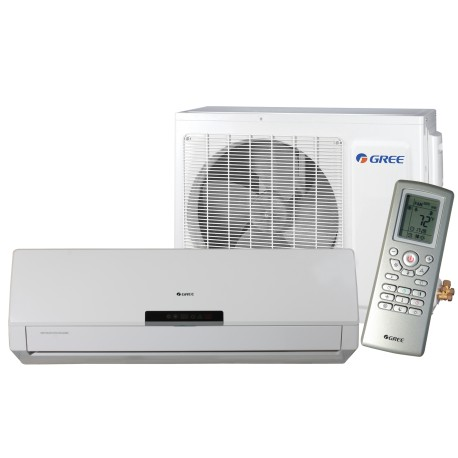 Gree - Wall Unit Heatpump Cozy Series 9000 Btu SEER-22