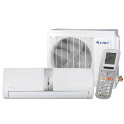 Gree - Wall Unit Heatpump U-Cool Series 9000 Btu SEER-20