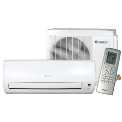 Gree - Wall Unit Heatpump Change Series 9000 Btu SEER-16