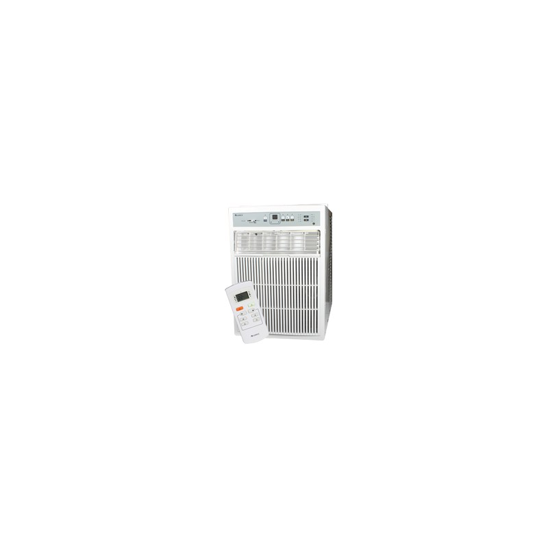 Gree 8 000 btu vertical eer 10 5 energy star for Climatiseur fenetre vertical