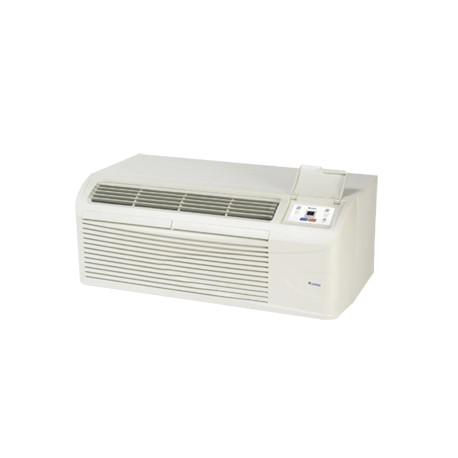 """Gree - Ptac 9 000 Btu AC + Chauffage Électrique+ Thermopompe .42\""""x16\"""" Sans Corde Gree Série 1"""