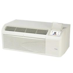 """Gree - Ptac 15 000 Btu AC + Chauffage Électrique+ Thermopompe .42\""""x16\"""" Sans Corde Gree Série 1"""