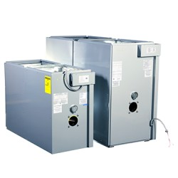Dettson - Warm air - Oil AMT 300 / 400 commercial