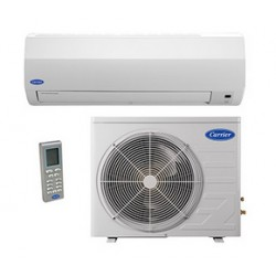 Carrier Ductless Highwall Air Conditioner System Performance GV-GVC