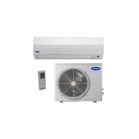 Système de climatisation Carrier avec unité murale bi-blocs sans conduits Performance Séries GV-GVC