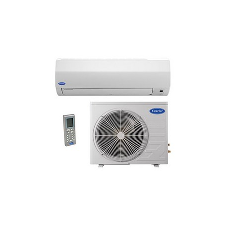 Carrier Ductless Highwall Heat Pump System GV-GVQ Carrier Duct-free systems