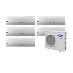 Carrier Residential Ductless Multi-Split Heat Pump GV GVM