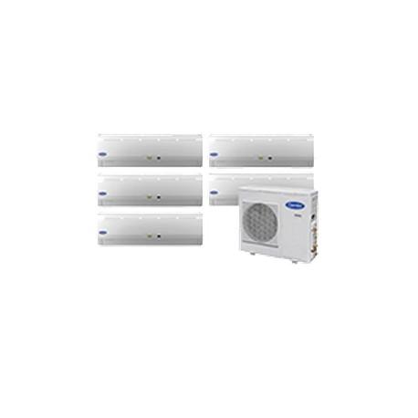 Thermopompe multi-blocs sans conduits Performance Carrier - Séries GV-GVM