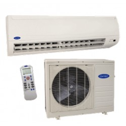 Carrier Residential Ductless Highwall Air Conditioner Series MV38/40MVC