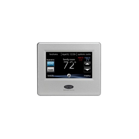 Thermostat Carrier Infinity® Touch avec accès à distance