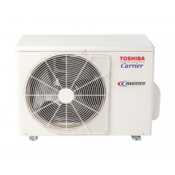 Thermopompe avec bac de condensation chauffé Toshiba-Carrier RAS-15EAV2-UL