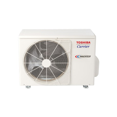 Thermopompe avec bac de condensation chauffé Toshiba-Carrier RAS-09EAV2-UL