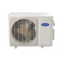 Toshiba-Carrier Heat Pump with Basepan Heater 38GRQB12---3 White