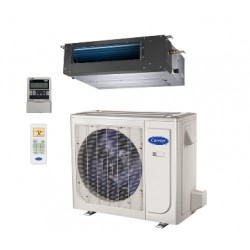 Carrier Heat Pump with ducted indoor unit 38MAQB09---3