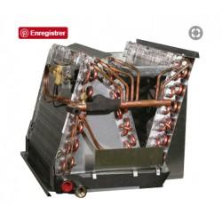 Carrier Uncased Evaporator Coil CNPVU3617ALA
