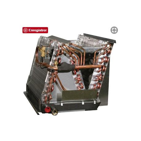 Carrier Uncased Evaporator Coil Cnpvu3621ala Tran