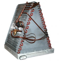 Carrier Uncased Evaporator Coil CAPVU2417ALA